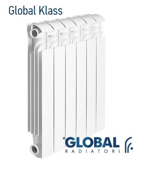 Радиаторы Global Klass